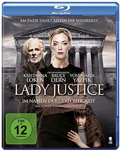 Lady Justice - Im Namen der Gerechtigkeit [Blu-ray]