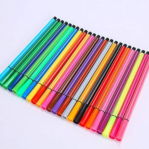 Markeerstift Aquarel Pen Schilderen Potloden Pen Borstel Markers Voor Kinderen Kunstbenodigdheden School Wasbaar (willekeurig)