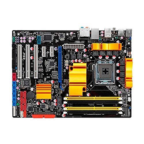 RKRLJX Placa Madre Placa Base Fit For ASUS P5Q 800MHZ 667MHZ DDR2 P5 Q LGA 775 Placa PC 275 PCI-E X16