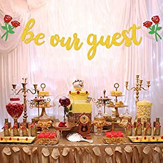 Best beauty and the beast decorations Reviews