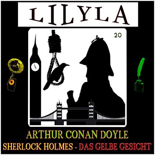 Das gelbe Gesicht audiobook cover art