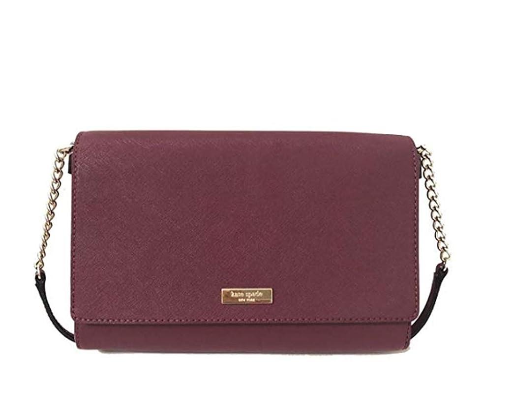 人間無意識ピニオン[(ケイト·スペード·ニューヨーク)]Kate Spade New York Tilden Place Alek Leather Crossbody Handbag (並行輸入品) (Rioja)
