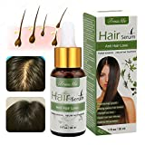 Serum Pelo, Hair Growth Serum, Serum Crecimiento Cabello, Esencia de Hierbas Naturales, Para...