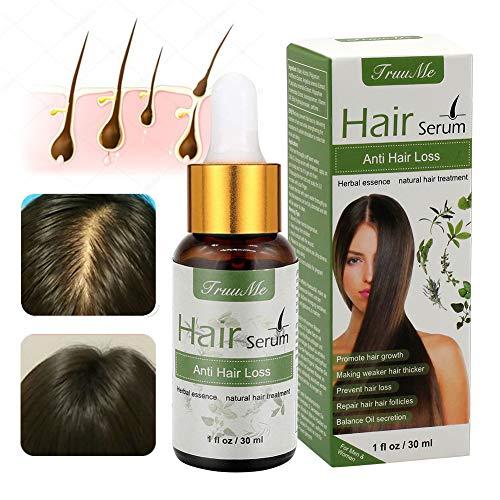 Serum za rast kose, Serum za rast kose, Serum za kosu, Prirodna biljna esencija, Za prorijeđenu kosu, zgušnjavanje i obnavljanje, Za brzi rast kose