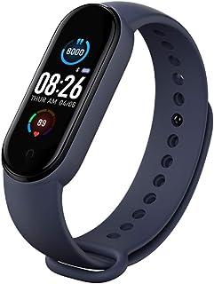 Smartwatch, Reloj Inteligente Mujer Hombre IP68 con Pulsómetro, 1.4 Inch Smartwatch Presión Arterial Monitor de Sueño GPS Podómetro Pulsera Actividad Inteligente Compatible con iOS y Android