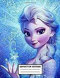 Frozen Composition Notebooks
