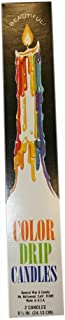 Best colored wax candles Reviews