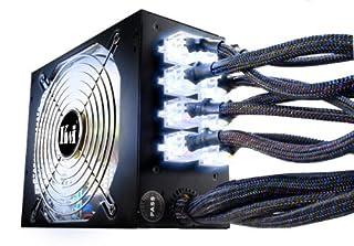 Kingwin Lazer Power Supply 1000 Watts with Universal Modular Connectors/3 Way LED Switch/80 Plus Bronze ATX 1000 Power Supply LZ-1000 (B002OOL4Q4) | Amazon price tracker / tracking, Amazon price history charts, Amazon price watches, Amazon price drop alerts