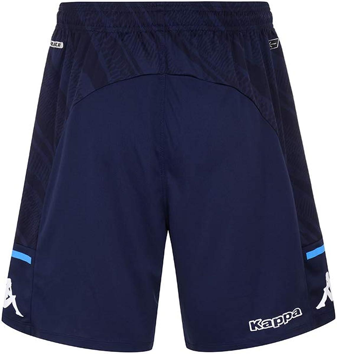 2020-2021 Napoli Training Shorts Navy