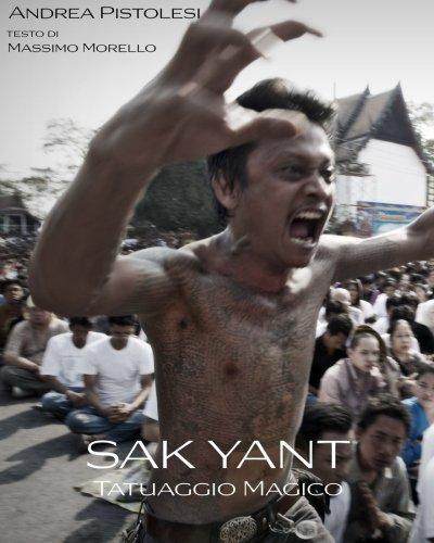 Sak Yant: Tatuaggio Magico (Copertina flessibile)