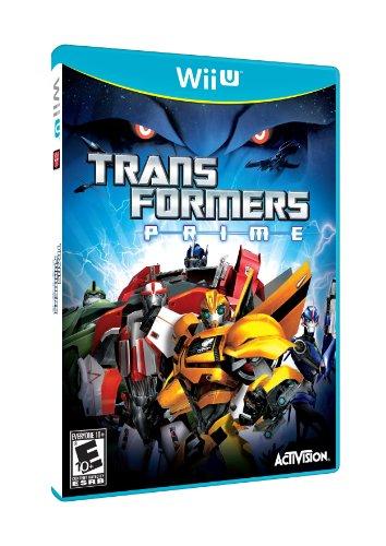 Transformers Prime: The Game - Nintendo Wii U