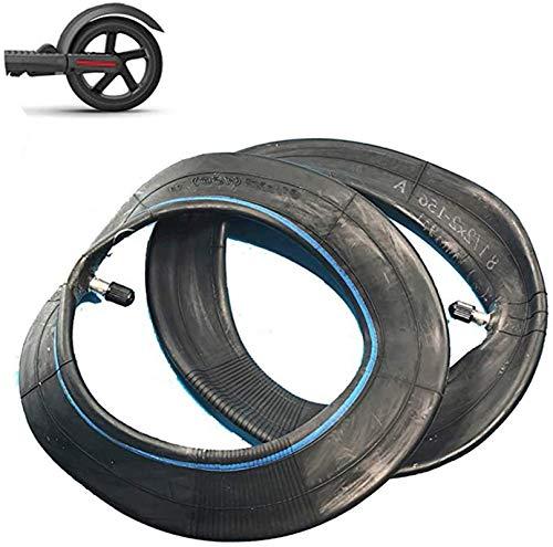 HIGHKAS Neumático de Scooter eléctrico, 8 1/2x2 Tubo Interior de Goma de butilo Espesa Especial, Adecuado para Scooter eléctrico de 8,5 Pulgadas Pro Tube Rep