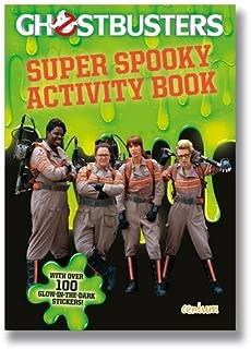 Ghostbusters Movie: Glow In The Dark Sticker Book /book
