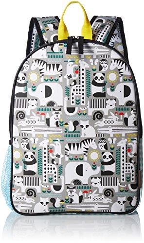 Petit Collage Kinder-Rucksack mit Tiermotiven | BPA-, PVC- und phthalatfrei