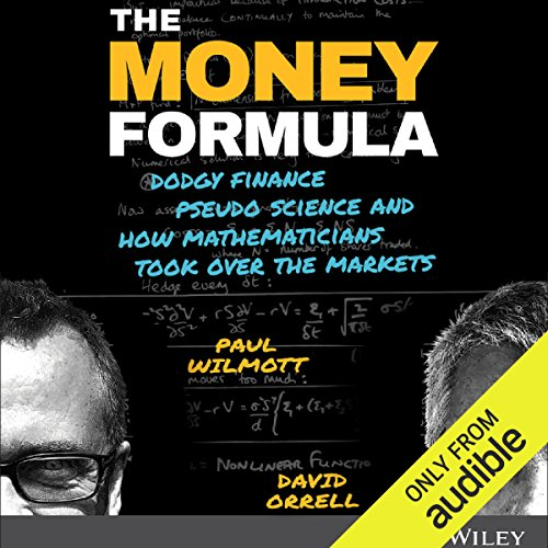 The Money Formula audiobook cover art