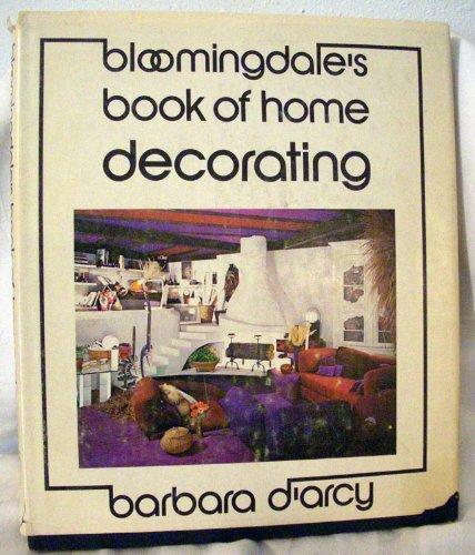 Bloomingdales books of Home Decorating