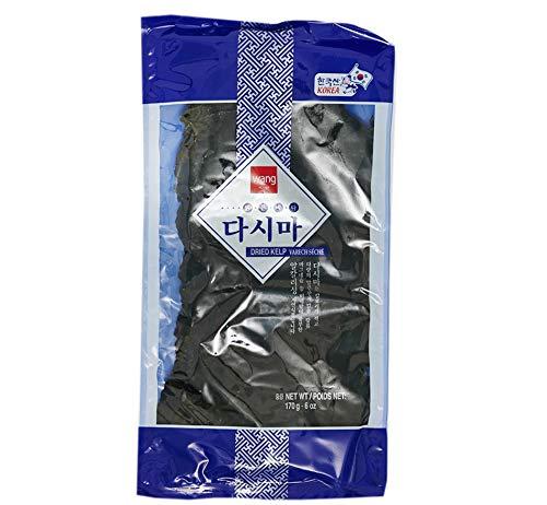 Wang Korean Large Size Dried Kelp 170g