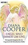 Engel sind immer um uns: Bewegende Zeugnisse für die Gegenwart der himmlischen Helfer - Diana Cooper