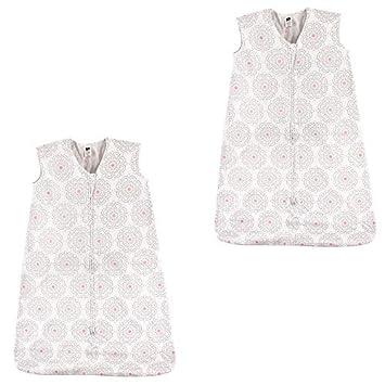 Hudson baby Wearable Safe Soft Jersey Cotton Modern Flower Size 6-12 Months