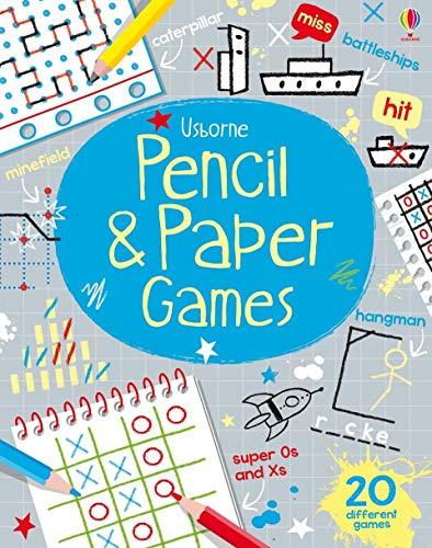 Pencil & Paper Games (Tear-Off P...