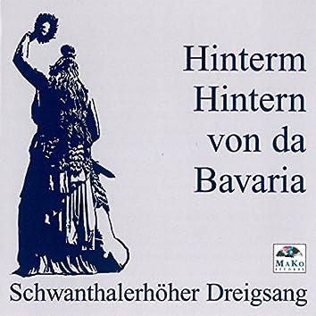 Hinterm Hintern von da Bavaria