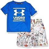 Under Armour UA Volley Set para niños -  Azul -  4 años