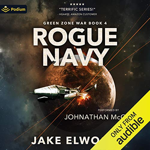 Rogue Navy cover art