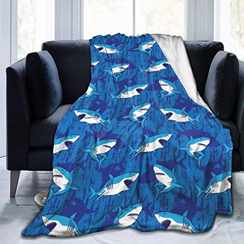 Manta de forro polar de franela de calavera de azúcar de 127 x 152 cm, para sala de estar, dormitorio, sofá o sofá, cálida y suave, para niños y adultos en todas las estaciones de 127 x 152 cm