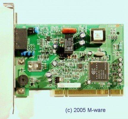 Elsa PCI-Modem Microlink 56k V.90 intern ID2585