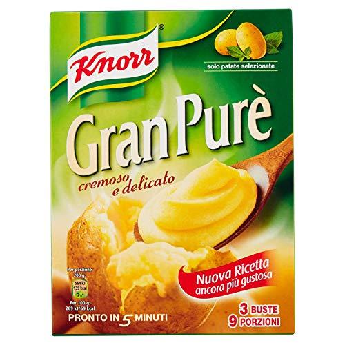 Knorr Purè - Confezione da 225 g