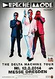 Depeche Mode - Delta Machine, Dresden 2014 »