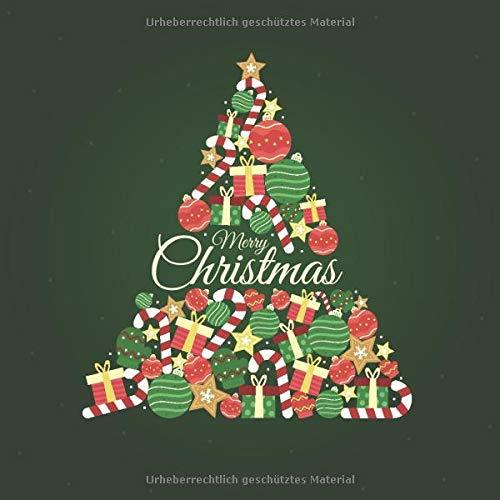 Gästebuch Merry Christmas: Gästebuch für Weihnachten   Zum Ausfüllen, Eintragen der...