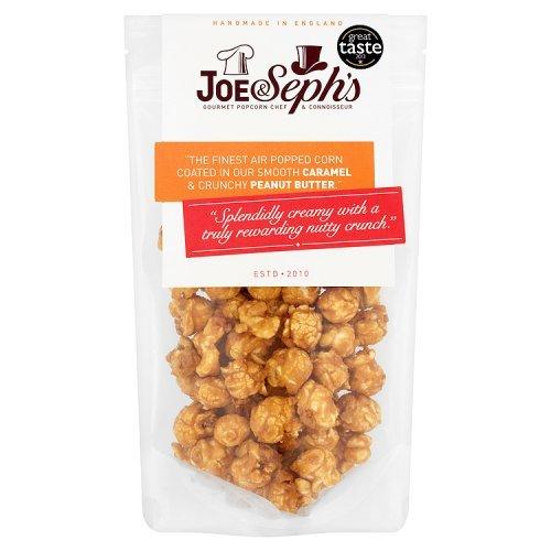 Joe & Seph's - Caramel & Crunchy Peanut Butter Popcorn - 80g