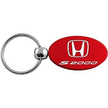 Au-Tomotive Gold INC Honda S2000 Black Tear Drop Key Chain