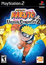 Naruto Uzumaki Chronicles 2 - PlayStation 2