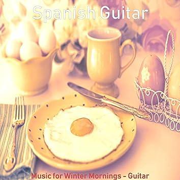 Music for Winter Mornings - Guitar