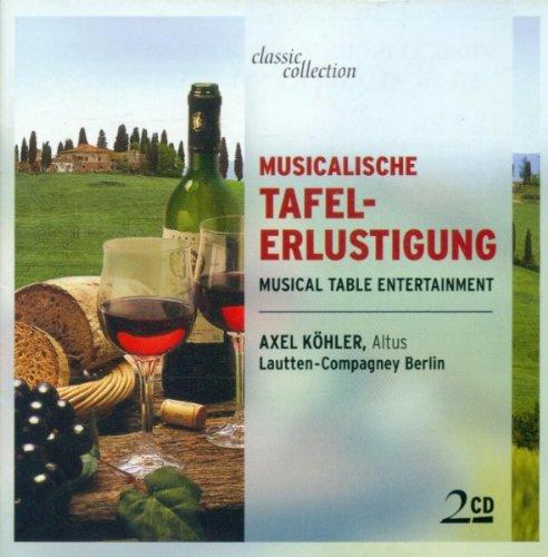 Delitiae testudinis, oder Erfreuliche Lauten-Lust: Suite No. 2 (arr. G. Stanley): V. Gavotte