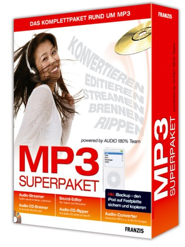 Preisvergleich Produktbild MP3 Superpaket