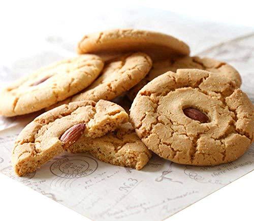お菓子 クッキー 業務用 てんこ盛りサイズ! アーモンドクッキー (杏仁酥) 60枚