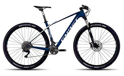 GHOST LECTOR LC 3 darkblue/blue/white - Modell 2016 RH XL / 54cm