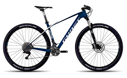 GHOST LECTOR LC 3 darkblue/blue/white - Modell 2016 RH XL / 54cm