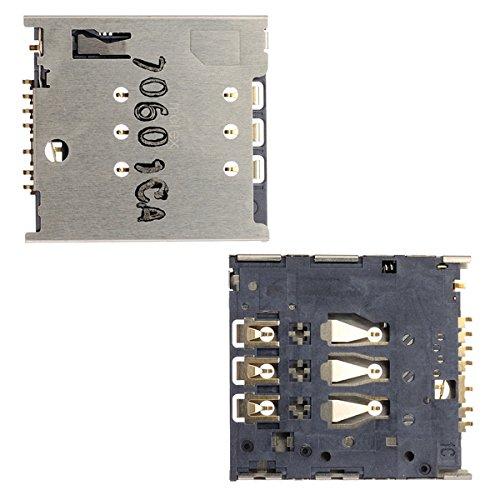 BisLinks® SIM Karte Leser Tablett Slot Teil Für Motorola Moto E XT1021 Moto E 2nd Gen XT1524