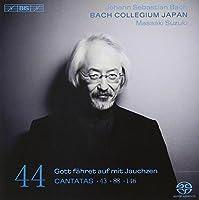 バッハ:カンタータ全集 Vol.44 (J. S. Bach: Cantatas, Vol.44) [Hybrid SACD]