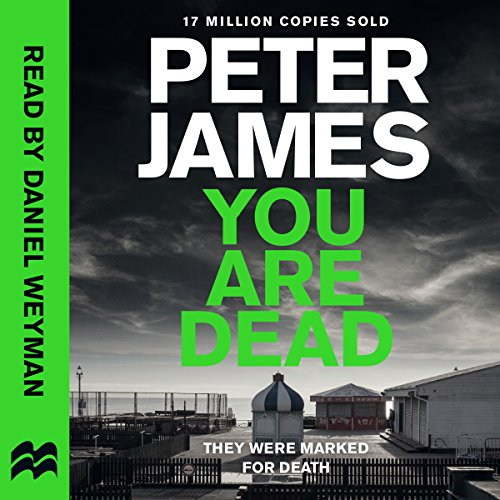 You Are Dead cover art