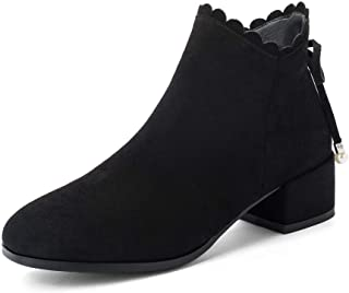 BalaMasa Womens ABS14119 Pu Boots