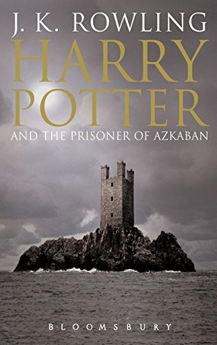 Harry Potter 3 and the Prisoner of Azkaban. Adult Edition (Harry Potter Adult Cover)