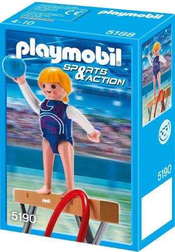 Playmobil 5190 - Turnerin am Schwebebalken