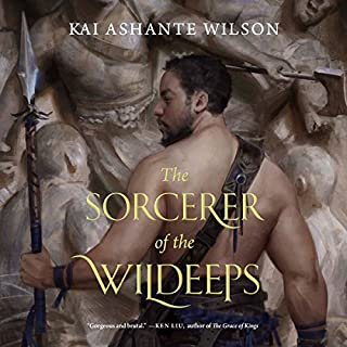 The Sorcerer of the Wildeeps cover art