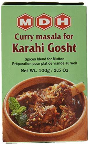 Mdh Curry Masala for Karahi Gosht 3.5 Oz