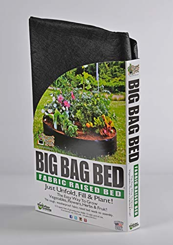 Smart Pots 12100 Big Bag Bed Fabric Raised Bed